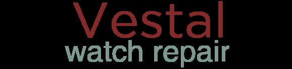 vestal watch repair