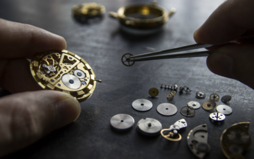 vestal watch repair